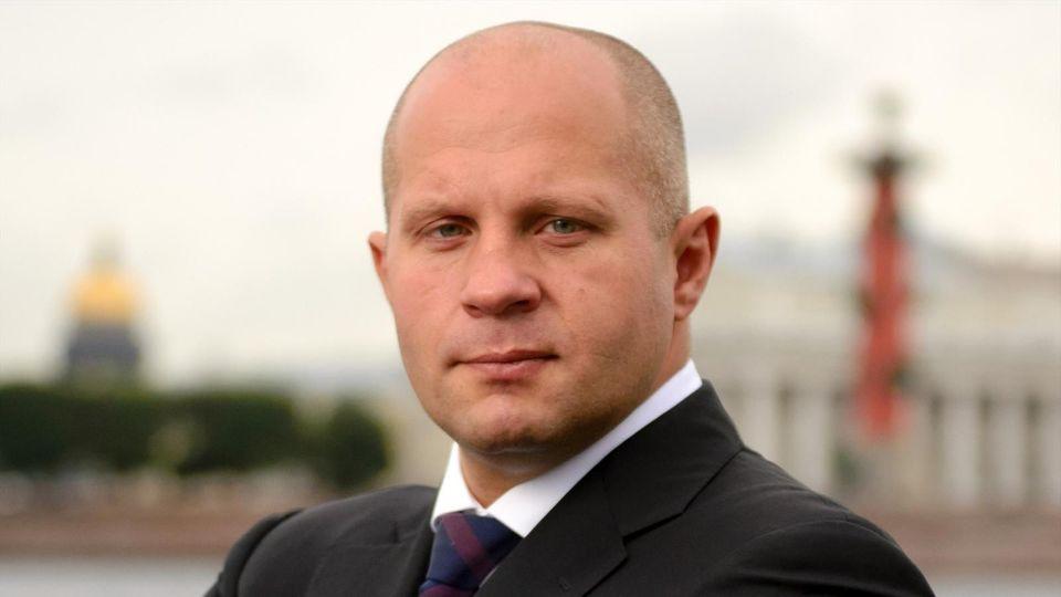 Федор Емельяненко хочет провести реванш против Бейдера и Митриона