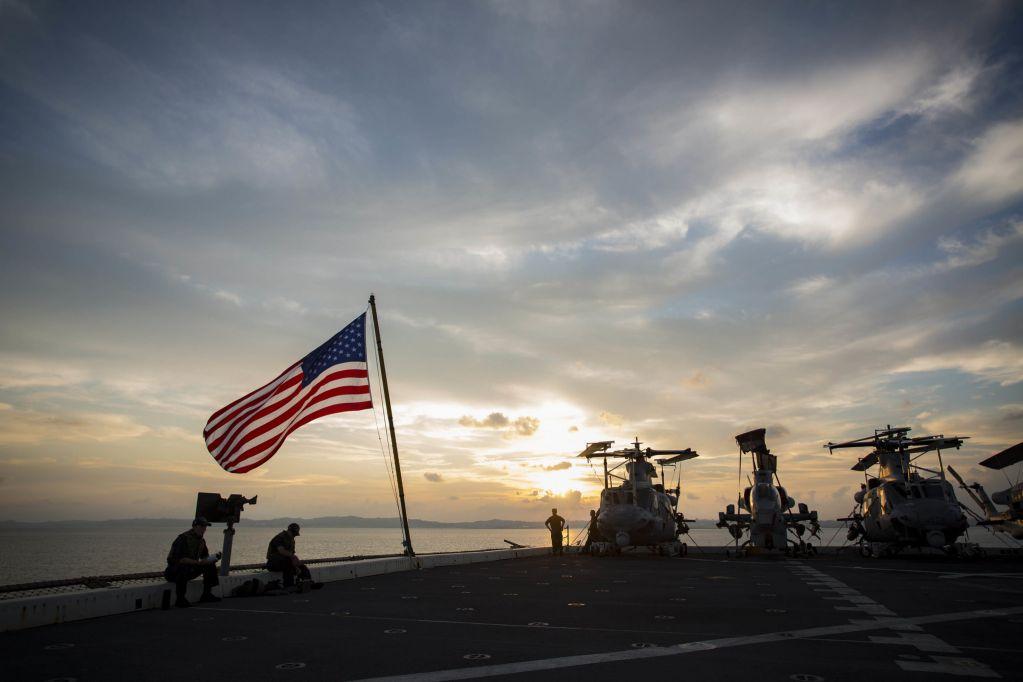 Описан сценарий возможной войны за Крым с США