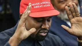 Рэпер Канье Уэст признал поражение на президентских выборах в США