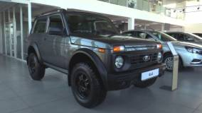 Вчера: В Сети показали фото 5-дверного исполнения Lada 4х4 Bronto