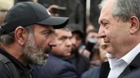 Президент Армении назвал гарантию безопасности для жителей Карабаха