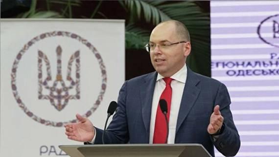 Минздрав Украины предупредил о катастрофе из-за коронавируса в стране