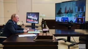 Путин назвал приоритеты России в космической сфере