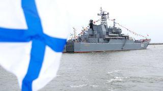 Путин распорядился создать базу ВМФ России в Судане