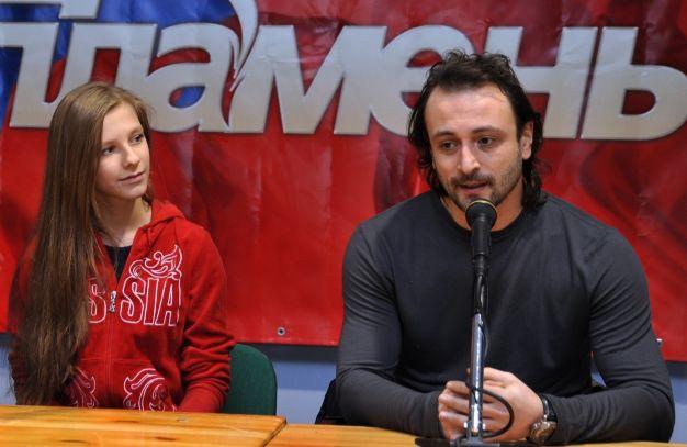 Вчера: Авербух рассказал о своих планах в отношении Арзамасовой