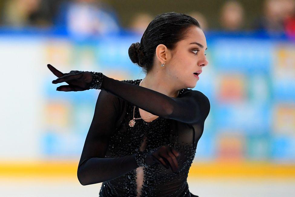 Загитова, Валиева и Медведева выступят в Казани в ледовом шоу Тутберидзе