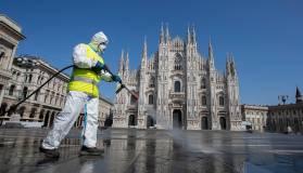 В Италии введут комендантский час из-за коронавируса