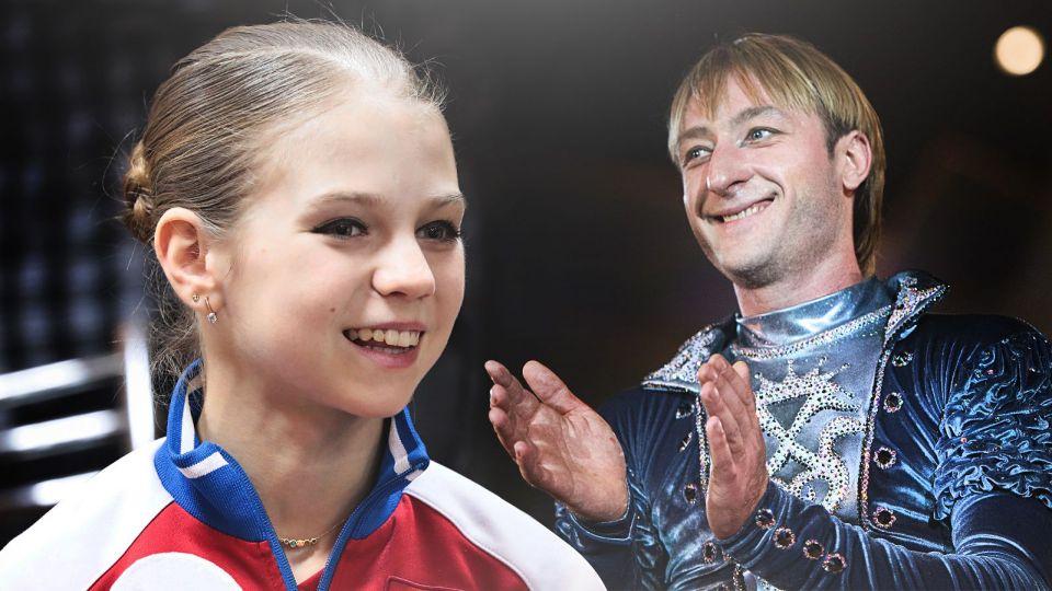Бестемьянова: Не надо говорить, что переход Трусовой к Плющенко был ошибкой