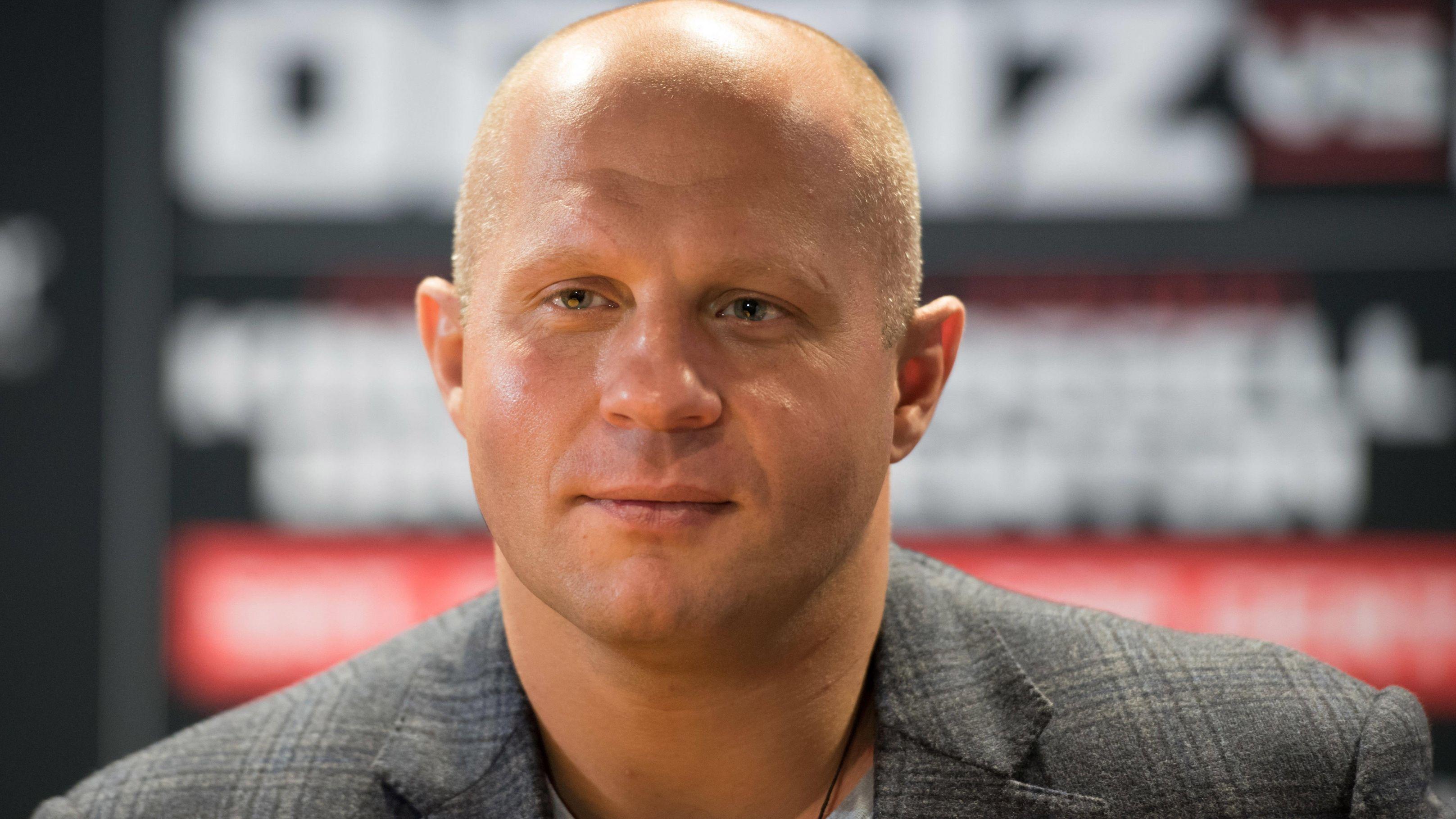 Федор Емельяненко может продлить контракт с Bellator