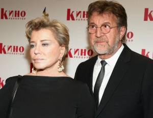 Жену актера Леонида Ярмольника увезли в больницу с двусторонней пневмонией