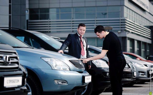 Подержанные автомобили подорожали на 16% с начала года