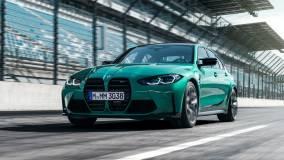 В Мюнхене стартовало производство «заряженного» BMW M3 нового поколения