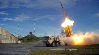 Минобороны России сообщило об успешном испытании новой ракеты системы ПРО