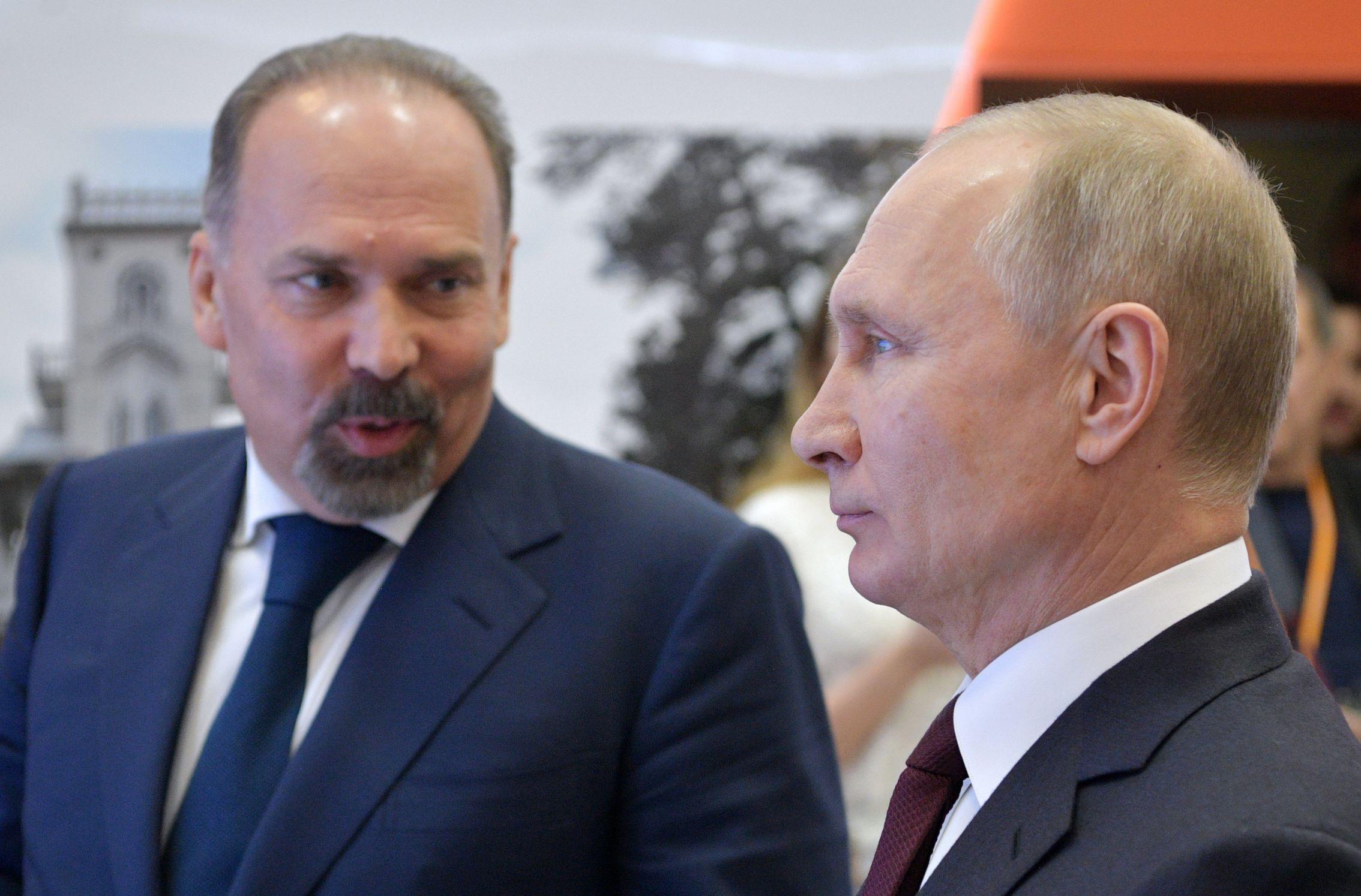 Песков рассказал об осведомленности Путина о задержании Меня