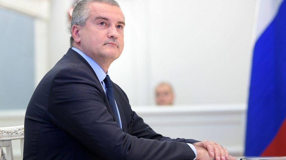 Вчера: Аксенов заявил, что Крыму удалось «разрушить киевские фантазии»