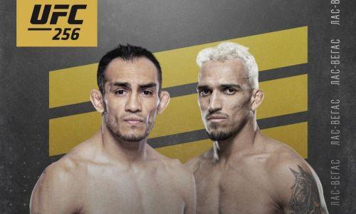 Бой Фергюсона против Оливейры официально пройдет на UFC 256