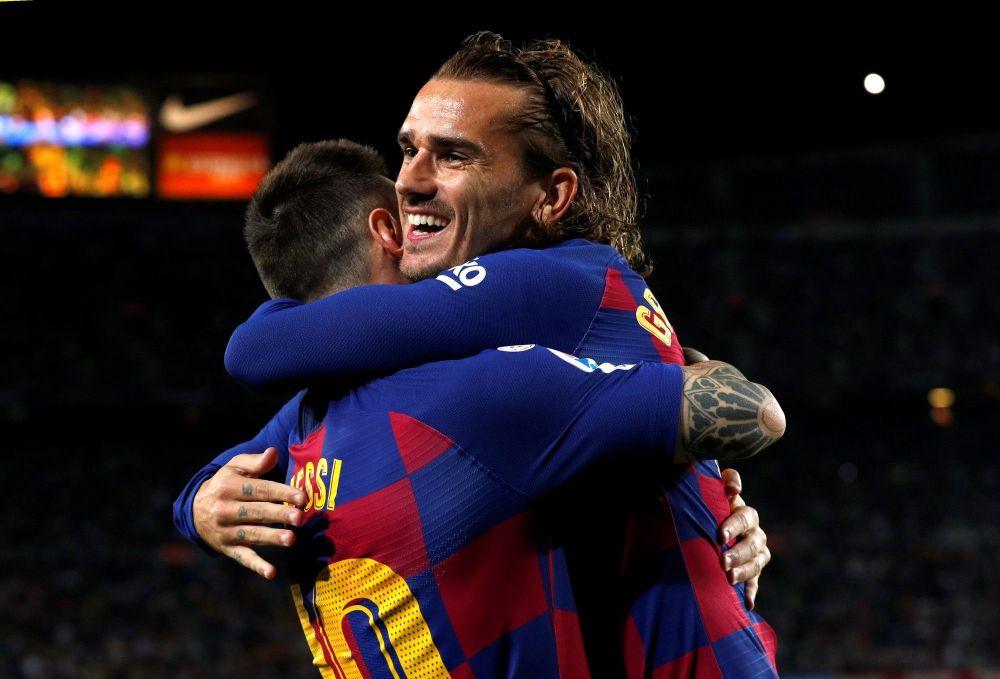 Гризманн рассказал о реакции Месси на его отказ переходить в «Барселону» в 2018 году