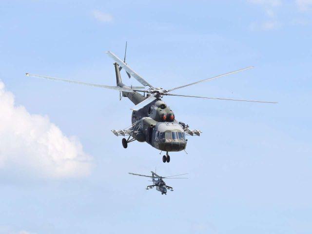 Азербайджан прокомментировал крушение Ми-24 фразой «на войне как на войне»