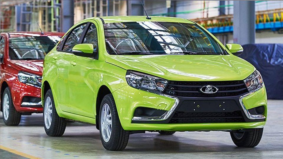 АвтоВАЗ запатентовал названия шести новых моделей