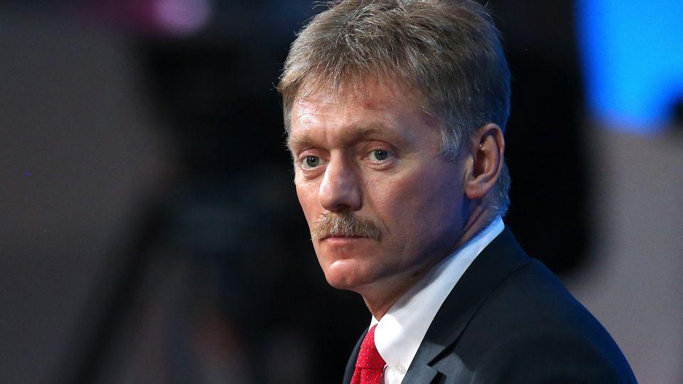 Песков заявил о неизменности позиции Кремля насчет контактов с белорусской оппозицией