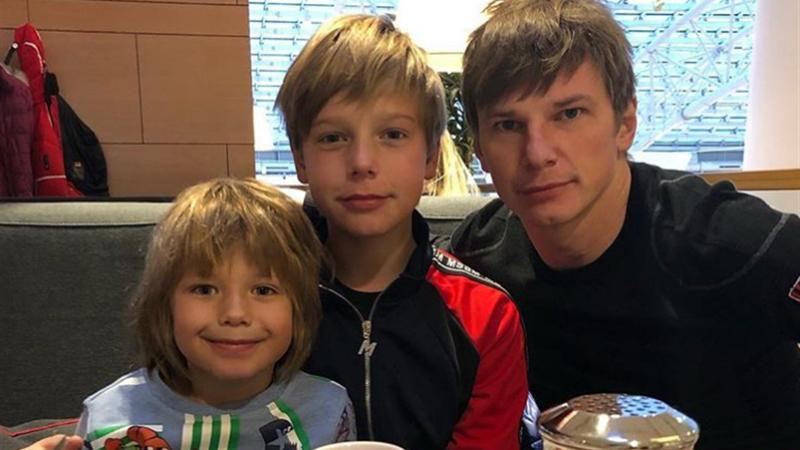 Сын Андрея Аршавина стал футболистом академии «Спартака»