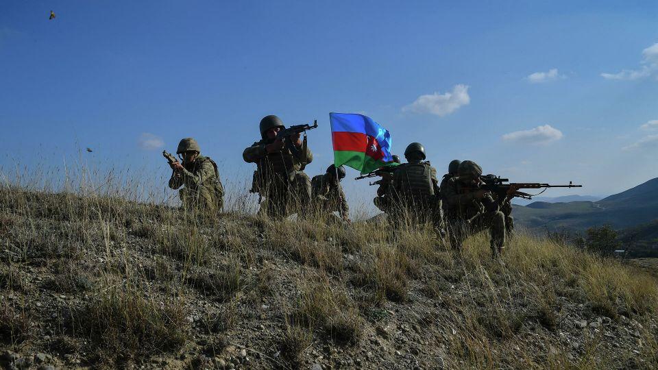 Военные Азербайджана провели незаконную попытку по занятию населенного пункта в Карабахе