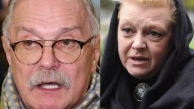 Вчера: Никита Михалков вмешался в конфликт вокруг семьи Баталова: будет возврат имущества