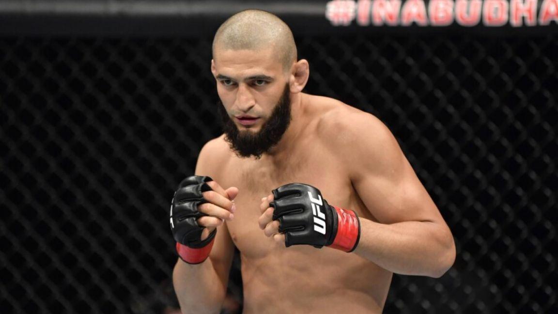 UFC официально объявил о бое Хамзата Чимаева и Леона Эдвардса
