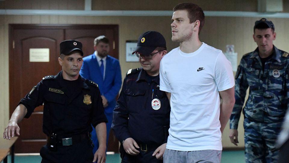 Уткин: «За последние четыре года Кокорин незаменимо смотрелся только в тюрьме»