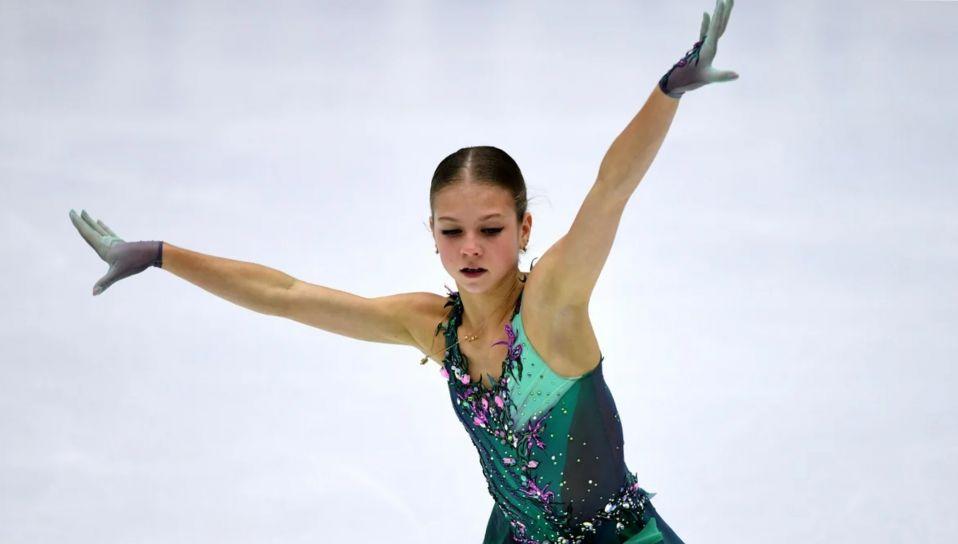 Слуцкая заявила, что Трусова обладает феноменальной физической подготовкой