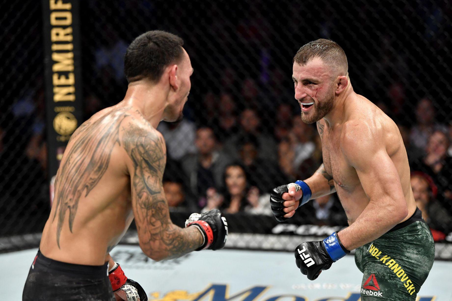 Бой Холлоуэй — Каттар возглавит турнир UFC 16 января 2021 года