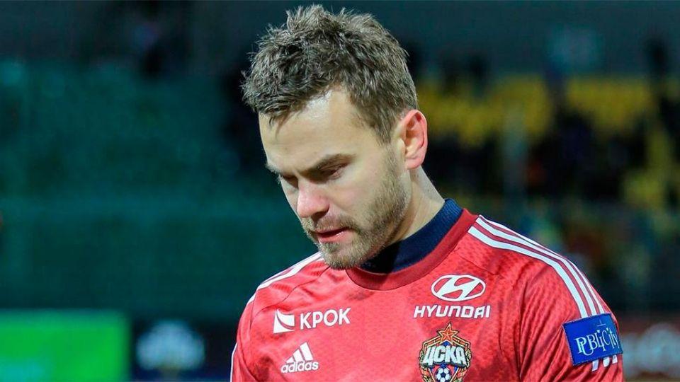 Акинфеев рассказал болельщику о завершении карьеры