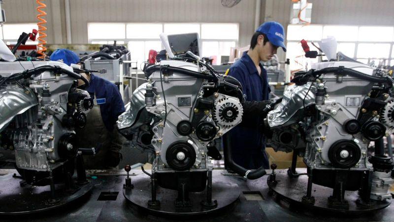 Daimler и Geely начнут совместную разработку и сборку двигателей