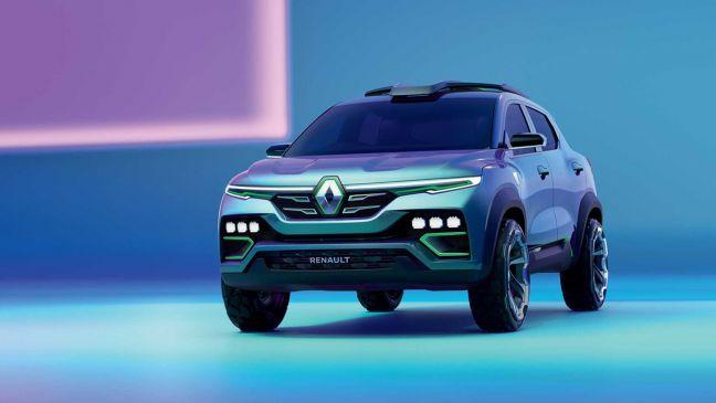 Компания Renault выпустит компактный кроссовер за 550 тысяч рублей