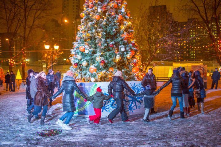 Запущен сайт новогодней столицы России