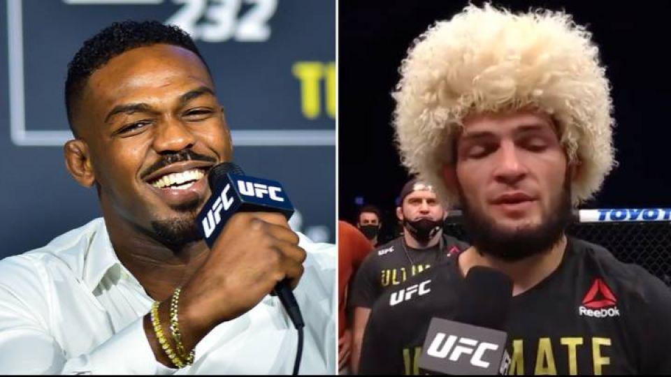 Бывший чемпион UFC Джонсон не считает Нурмагомова величайшим бойцом в истории