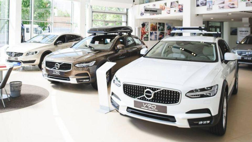 Volvo повысила цены на все свои модели в России