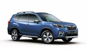 В России представят обновленный Subaru Forester японского производства