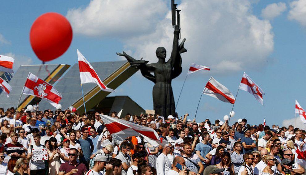 Белорусская оппозиция создала новый координационный совет