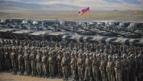 Армения назвала трех врагов в Нагорном Карабахе