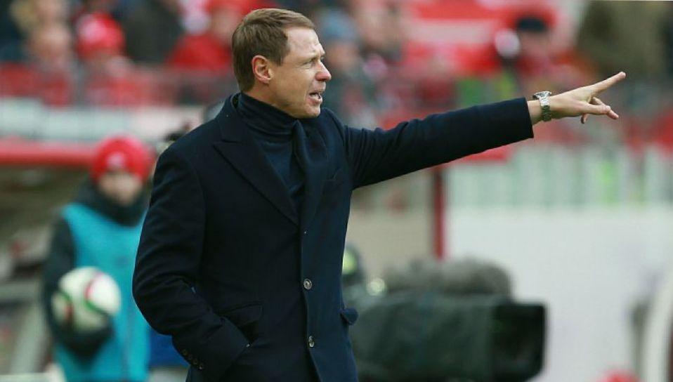 Кононов ушел с поста главного тренера ФК «Рига» по семейным обстоятельствам