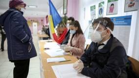В Молдавии обработали 95% бюллетеней на выборах президента
