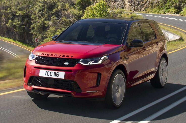 Компания Land Rover выпустила обновленный кроссовер Discovery
