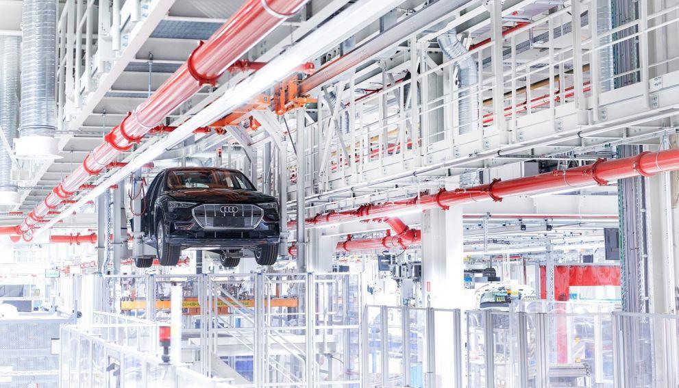 Audi запустила пилотный проект по глубокой переработке пластика