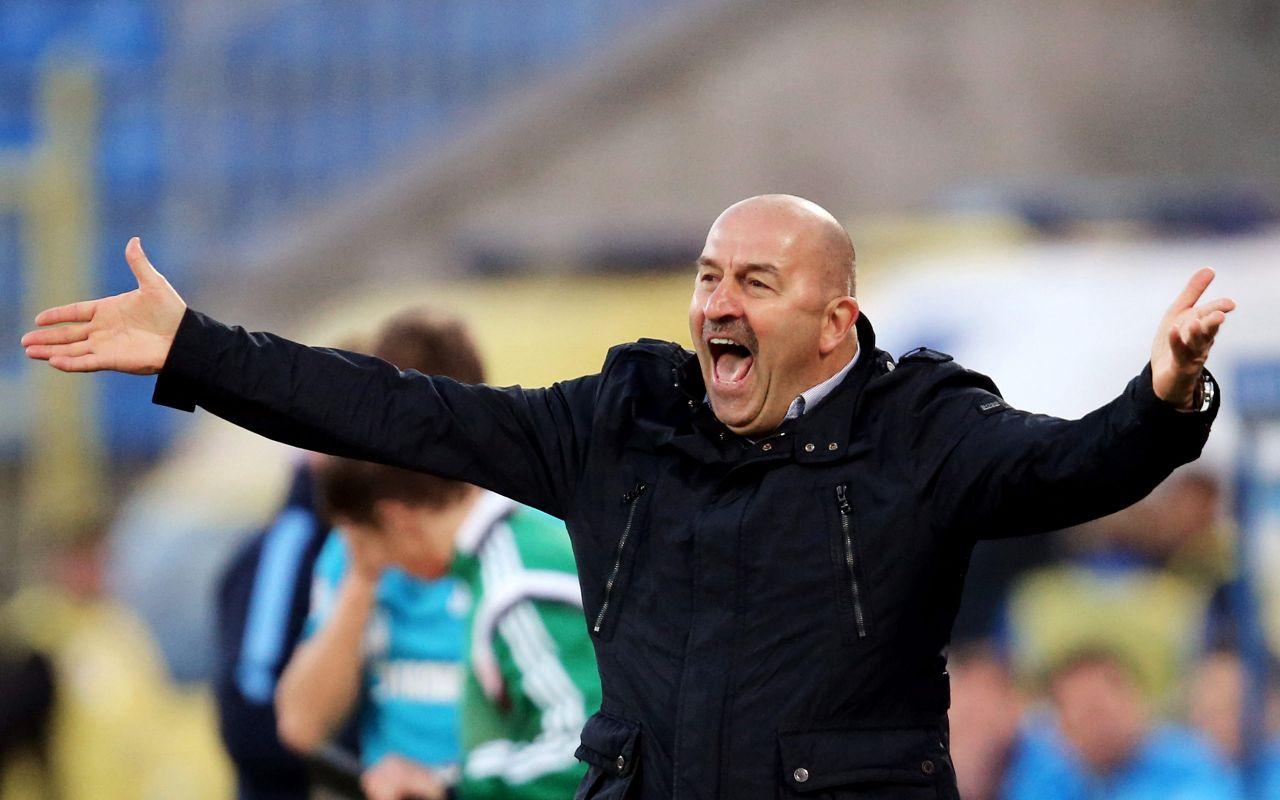 Черчесов объяснил выход на поле «бездарного» Заболотного в матче с Сербией