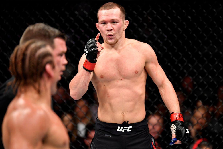 Ян сообщил, что получил новую визу в США для участия в UFC 256