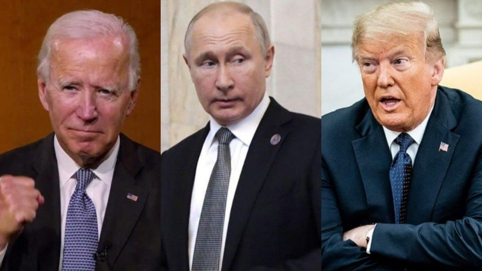 Путин перечислил сценарии признания нового президента США