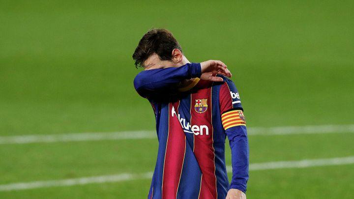 Месси заявил, что устал быть причиной всех проблем «Барселоны»