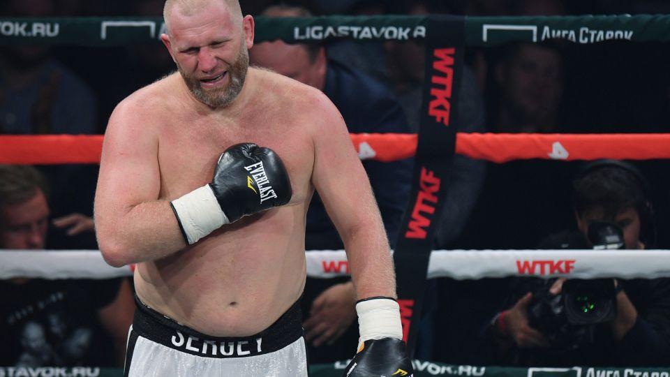 Боец MMA Харитонов показал обезображенное лицо после избиения Яндиевым