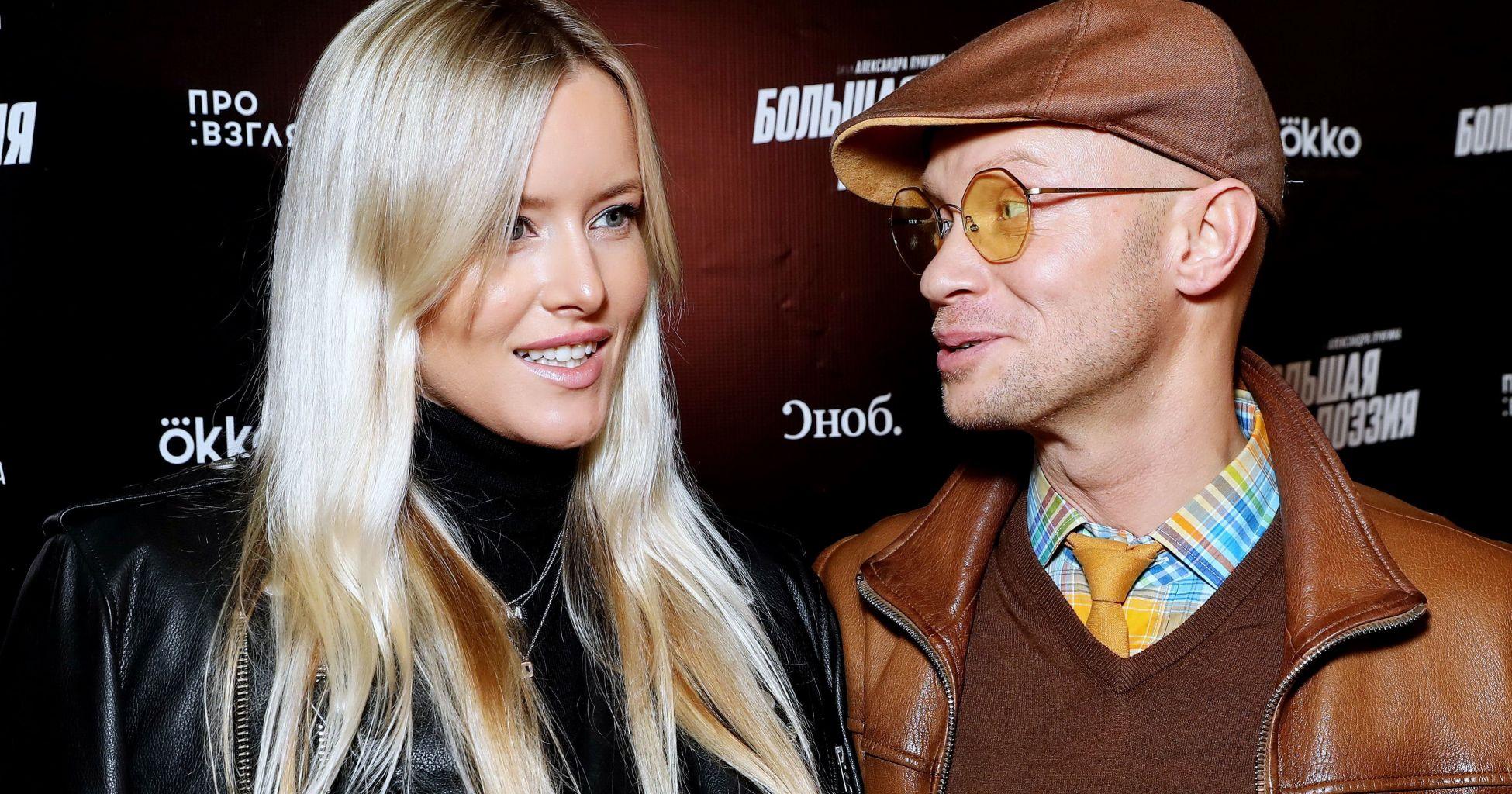 Жена Хрусталева возмутилась публикациями о госпитализации мужа